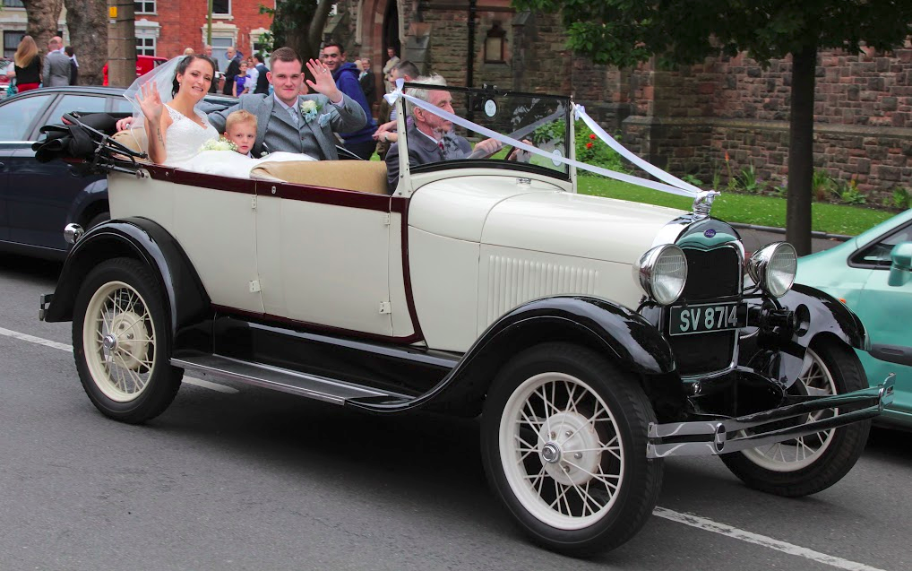Unusual Wedding Cars West Midlands - Classic Weddings