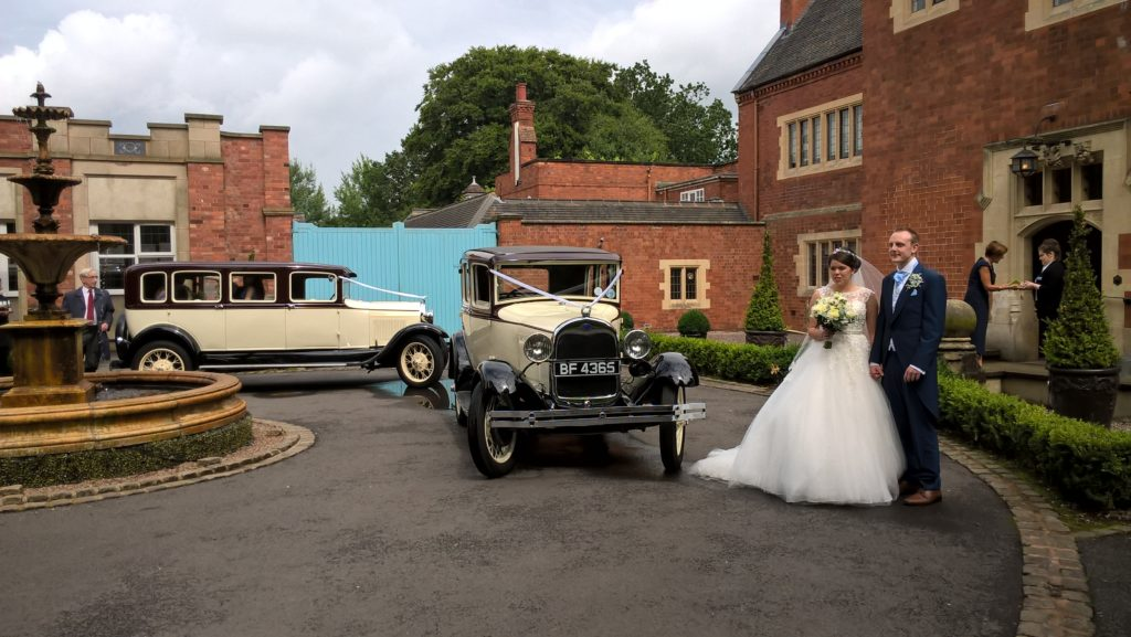 Wedding Car Hire West Midlands